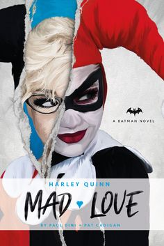 """Read """"DC Comics novels - Harley Quinn: Mad Love"""" by Paul Dini available from Rakuten Kobo. The definitive story of Harley Quinn by her co-creator, Paul Dini, and Pat Cadigan, revealing the secrets of her history. Mad Love, Madly In Love, Love Is Free, Héros Dc Comics, Heros Comics, Injustice 2, Zack Snyder Justice League, Superman, Jokers"""