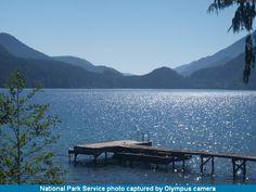 Cresent Lake in Washington in between  Forks & LaPush, beautiful.