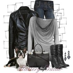 A fashion look from December 2013 featuring Zara jackets, See Thru Soul jeans and Dune boots. Browse and shop related looks.