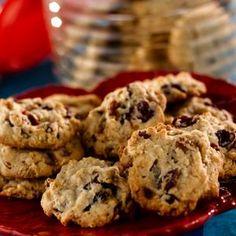 Apple Cinnamon Oatmeal Cookies from Martha White®