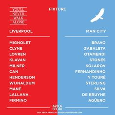 Well this should be fun #LFC #Liverpool #YNWA #mcfc #mancity #skyblue #manchester