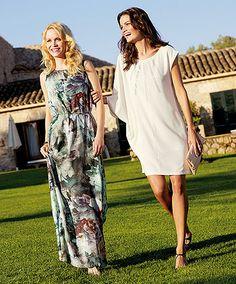 Kjole stof og stil