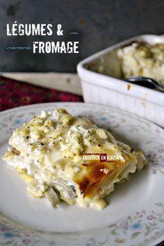 Dégustation lasagnes fraiches brousse artichaut et champignon - Kaderick