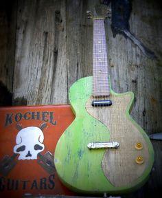 Electric Guitar di KochelGuitars su Etsy, $775.00
