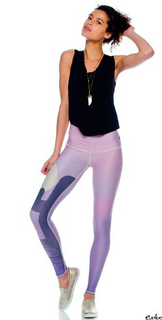 Take this look from the studio to the cafe or beach and always show up in style! Shop now at www.evolvefitwear.com.