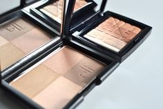 I've been using this elf bronzer. I didn't know it was a dupe for Dior Amber Diamond! Skincare Dupes, Beauty Dupes, Beauty Hacks, Beauty Ideas, Makeup Deals, Makeup Tips, Makeup Products, Beauty Products, Eye Shadow Application