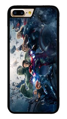 Avenger for iPhone 7 Plus Case #avenger #captainamerika #iPhone7Plus #IphoneCase #Cover#phone#cases