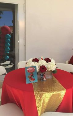 Fashionable-Elena-Of-Avalor-Birthday-Party-Guest-Seating