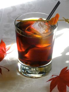 Luna Rossa -Don Julio, Amaro Averna, Clear Creek Loganberry Berry Liqueur, Sorghum Syrup, Ginger Beer