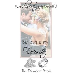 """Love Story"" by the-diamond-room on Polyvore"