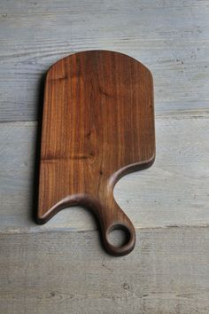 82. Black Walnut Cutting Board