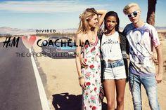 Festivais de Verão: o look Coachella da H&M