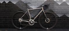 Curve Cycling Belgie Spirit Titanium Bicycle