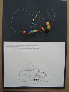 let the children play: Be Reggio Inspired: Documentation and Display wire Reggio Emilia Classroom, Reggio Inspired Classrooms, Art Classroom, Classroom Ideas, Classroom Inspiration, Portfolio Kindergarten, Kindergarten Art, Preschool Art, Kindergarten Sculpture