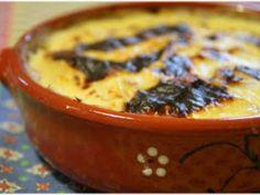 Recette Plat : Bacalhau com natas (gratin de morue à la crème) par Tasca da Elvira