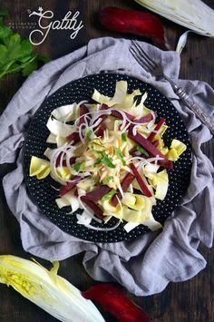 Menu na 7 dni diety warzywno-owocowej dr Dąbrowskiej | Kulinarne przygody Gatity - przepisy pełne smaku Fruit Salad, Acai Bowl, Cheese, Vegan, Baking, Breakfast, Recipes, Food, Turmeric