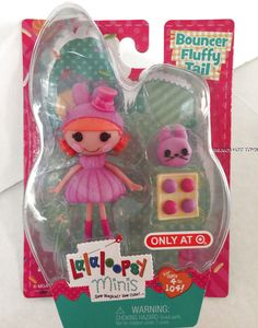 Flipazoo collectibles series 1 minis 7 pack jayplay easter mini lalaloopsy bouncer fluffy tail target doll easter holiday 418924 negle Images