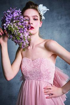FOUR SIS & CO. Bridesmaid Dresses, Wedding Dresses, Strapless Dress, Fashion, Birthday, Bridesmade Dresses, Bride Dresses, Strapless Gown, Moda