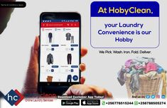 Online Laundry, Nairobi City, Laundry Service, When You Can, App Store, Conditioner, Apps, Stains, How To Apply