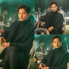 Yook Sung Jae Looking Mysteriously Serious in New Stills for Goblin Episode 12 | A Koala's Playground