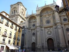 Granada's Cathedral - founded on May 21, 1492 by Catholic Monarchs, this cathedral is considered the first Renaissance church in Spain