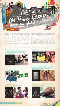 Primer Awards Advertorial Layout for Phil Star on Behance