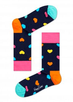 Reasonable Funny Lovers Socks Novelty Happy Mens Womens Smile Heart Shaped Emoji Patterned Long Sock Novelty Comb Cotton Dress Sock Utmost In Convenience Men's Socks