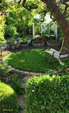 70 fresh front yard and backyard landscaping ideas this season to inspire you 69 Cottage Garden Design, Small Garden Design, Small Gardens, Outdoor Gardens, Back Gardens, Diy Garden Furniture, Backyard Landscaping, Landscaping Ideas, Backyard Designs