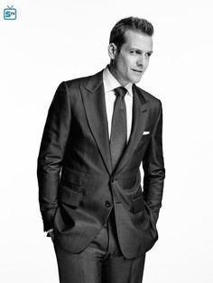 Harvey Specter. Suits season 5. @GabrielMacht