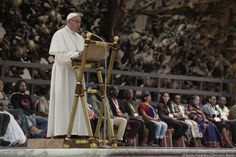 Pope Francis: Never been such a clear need for science to protect the planet