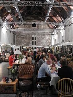 lovely sunday afternoon at neighbourfoodmarket westergasfabriek amsterdam