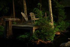 Adirondack paradise