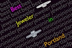 A leader in jewelry & gemstones since A wide selection of engagement rings & other jewelry pieces as well as loose diamonds and gemstones. Jewelry Shop, Custom Jewelry, Fine Jewelry, Find People, Can Design, Custom Items, Portland, Budgeting, Jewels