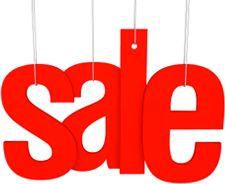 Sales signage