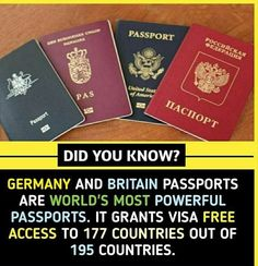 """Can we just take a moment to appreciate the fact that the word """"passport"""" in Danish is """"pas"""" it's so damm short. Amazing Science Facts, Some Amazing Facts, True Interesting Facts, Interesting Facts About World, Intresting Facts, Unbelievable Facts, Wierd Facts, Wow Facts, Real Facts"""