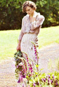 Movies : Keira Knightley in Atonement (2007) | The Modern Duchess
