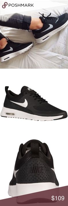 low priced 30d48 a49a3 Nike AirMax Thea Featuring a sleek low-cut profile, the Nike® Air Max