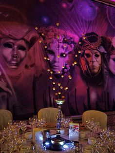 huntington masquerade dinner theater