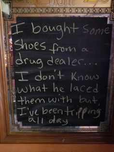 Those Shoe Dealers Are Knot To Be Messed With
