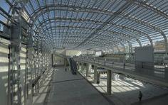La stazione come polo di scambio, una nuova figura dell'urbanità della metropoli del XXI secolo