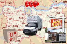 Professional House Removals South East London - Seeking the services a professional house removals in South East London can go a long way in making the moving process easier and more convenient.