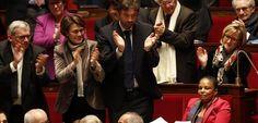 Francia aprueba las bodas gais