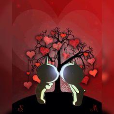 Love Cony Brown, Brown Bear, Cute Couple Art, Cute Couples, Bear Gif, Bunny And Bear, Brown Line, Line Friends, Apple Logo