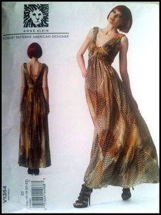 Vogue Patterns American Designer Anne Klein  by ThePatternShopp, $20.00