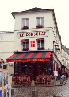 Read more about Montmartre, Paris here Montmartre Paris, Travel Tips, Broadway Shows, Restaurant, Travel Advice, Diner Restaurant, Restaurants, Travel Hacks, Dining