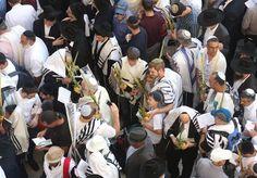 Miles de fieles acuden al Kotel para la tradicional Bendición de los Sacerdotes - http://diariojudio.com/noticias/miles-de-fieles-acuden-al-kotel-para-la-tradicional-bendicion-de-los-sacerdotes/216210/