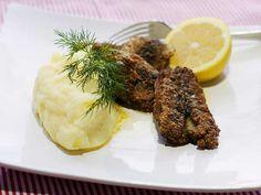 Operakällarens strömming Mashed Potatoes, Fish, Ethnic Recipes, Whipped Potatoes, Smash Potatoes, Pisces