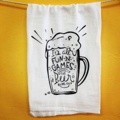 Make Your Kitchen Smile U2014 Fun Nu0027 Games Towel