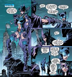 Huntress (Helena Bertinelli) in Batman #619
