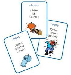 Un jeu à télécharger pour travailler l'oral : le Taboo - Charivari à l'école